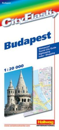 Budapest City Flash - Hallwag