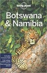 Botswana & Namibia, guidebook in English - Lonely Planet