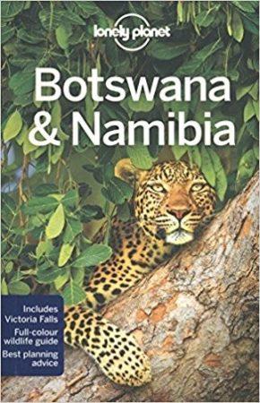 Botswana & Namíbia, angol nyelvű útikönyv - Lonely Planet