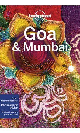 Goa & Mumbai, angol nyelvű útikönyv - Lonely Planet