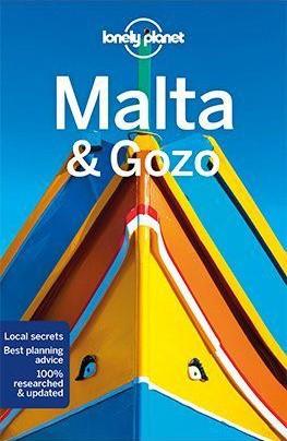 Málta & Gozo, angol nyelvű útikönyv - Lonely Planet