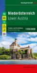Alsó-Ausztria autótérkép - Freytag-Berndt Top 10 Tips