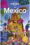 Mexico, guidebook in English - Lonely Planet