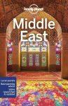Közel-Kelet, angol nyelvű útikönyv - Lonely Planet