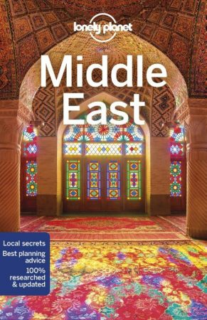 Middle East, guidebook in English - Lonely Planet