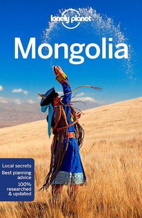 Mongólia, angol nyelvű útikönyv - Lonely Planet
