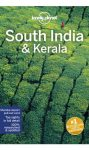 South India & Kerala, guidebook in English - Lonely Planet