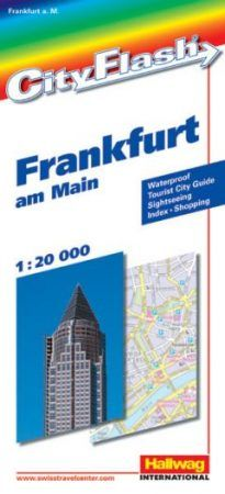 Frankfurt City Flash - Hallwag