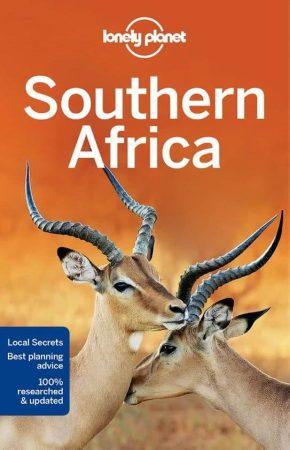 Afrika (dél), angol nyelvű útikönyv - Lonely Planet