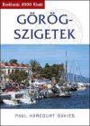 Görög szigetek útikönyv - Booklands 2000