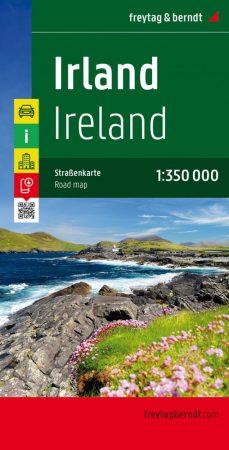 Írország autótérkép - Freytag-Berndt