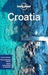 Horvátország, angol nyelvű útikönyv - Lonely Planet