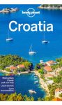 Croatia, guidebook in English - Lonely Planet