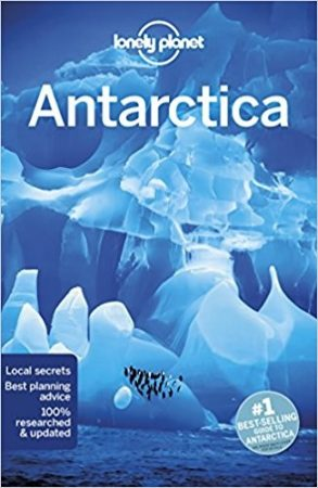 Antarctica, guidebook in English - Lonely Planet