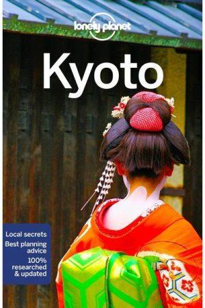 Kyoto, angol nyelvű útikönyv - Lonely Planet