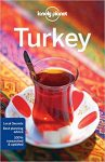 Turkey, guidebook in English - Lonely Planet