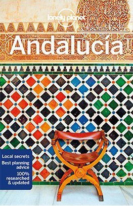 Andalucía, guidebook in English - Lonely Planet
