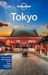 Tokió, angol nyelvű útikönyv - Lonely Planet