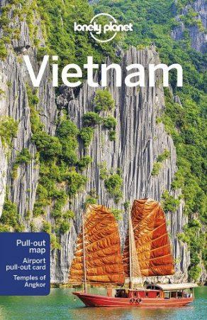 Vietnam, angol nyelvű útikönyv - Lonely Planet