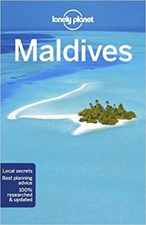 Maldív-szigetek, angol nyelvű útikönyv - Lonely Planet