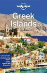 Greek Islands, guidebook in English - Lonely Planet