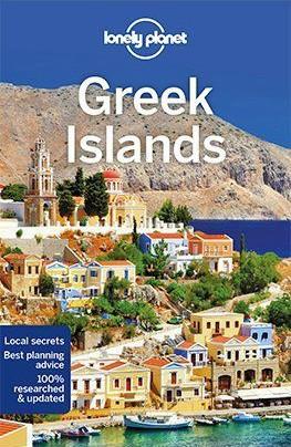 Görög szigetvilág, angol nyelvű útikönyv - Lonely Planet