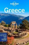Greece, guidebook in English - Lonely Planet