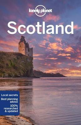 Skócia, angol nyelvű útikönyv - Lonely Planet