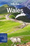 Wales, guidebook in English - Lonely Planet