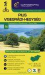 Pilis, Visegrádi-hegység turistatérkép - Cartographia
