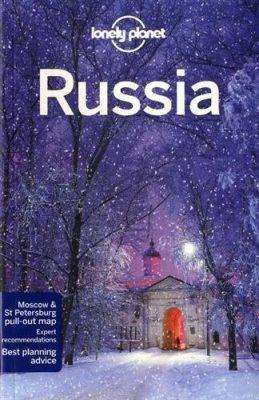 Oroszország, angol nyelvű útikönyv - Lonely Planet