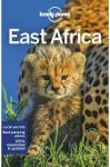 East Africa, guidebook in English - Lonely Planet