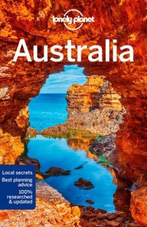 Ausztrália, angol nyelvű útikönyv - Lonely Planet