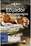 Ecuador & the Galápagos Islands, guidebook in English - Lonely Planet