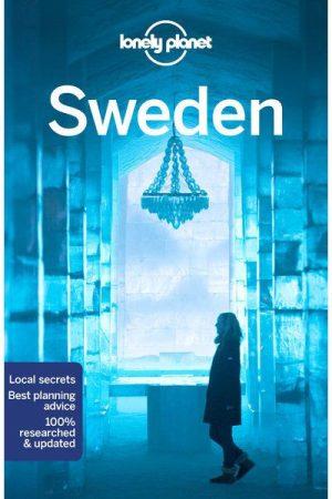 Svédország, angol nyelvű útikönyv - Lonely Planet