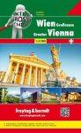 Bécs és környéke óriásatlasz - Freytag-Berndt