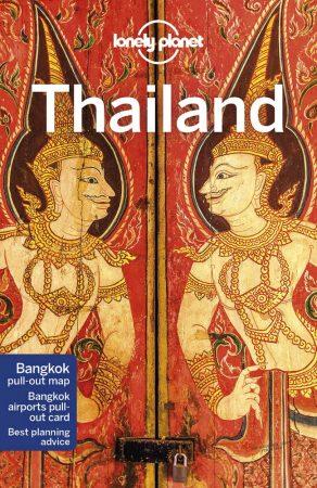 Thaiföld, angol nyelvű útikönyv - Lonely Planet