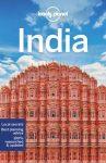 India, angol nyelvű útikönyv - Lonely Planet