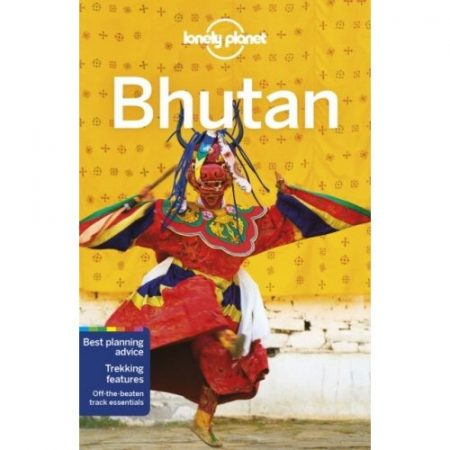 Bhutan, guidebook in English - Lonely Planet