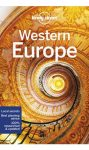 Western Europe, guidebook in English - Lonely Planet