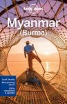 Myanmar, guidebook in English - Lonely Planet
