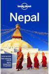 Nepal, guidebook in English - Lonely Planet