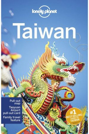 Tajvan, angol nyelvű útikönyv - Lonely Planet