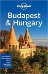 Budapest & Hungary, guidebook in English - Lonely Planet
