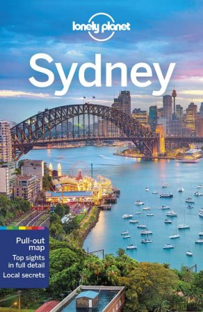 Sydney, guidebook in English - Lonely Planet