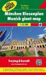 München óriásatlasz - Freytag-Berndt