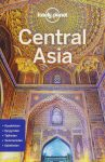 Central Asia, guidebook in English - Lonely Planet