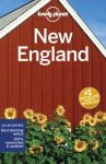 New England, guidebook in English - Lonely Planet