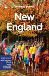 Új-Anglia, angol nyelvű útikönyv - Lonely Planet