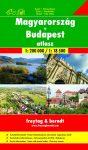 Magyarország - Budapest duóatlasz - Freytag-Berndt